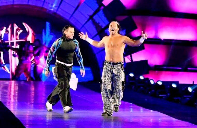 Matt Hardy Responds To WWE's Hardy Boyz Snub