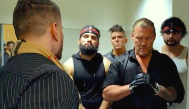 Dax Harwood Required Stitches Following The Inner Circle's Return To Dynamite