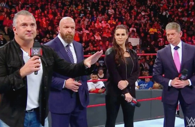 SEC Filing Reveals What The McMahon Family Made From WWE In 2020