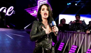 Paige Talks About Being Scared To Make A Comeback