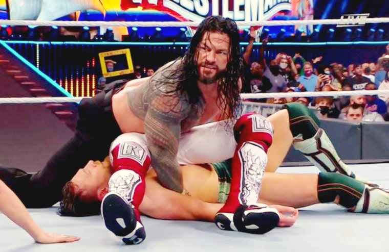 Reigns Pinning Edge & Bryan Simultaneously Possibly Part Of A Longer Storyline