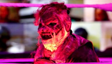 """WWE Selling Limited Edition """"The Fiend Returns"""" Mask"""