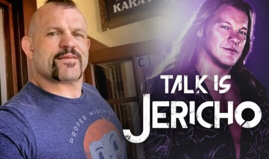 Talk Is Jericho: Five Rounds With Chuck Liddell