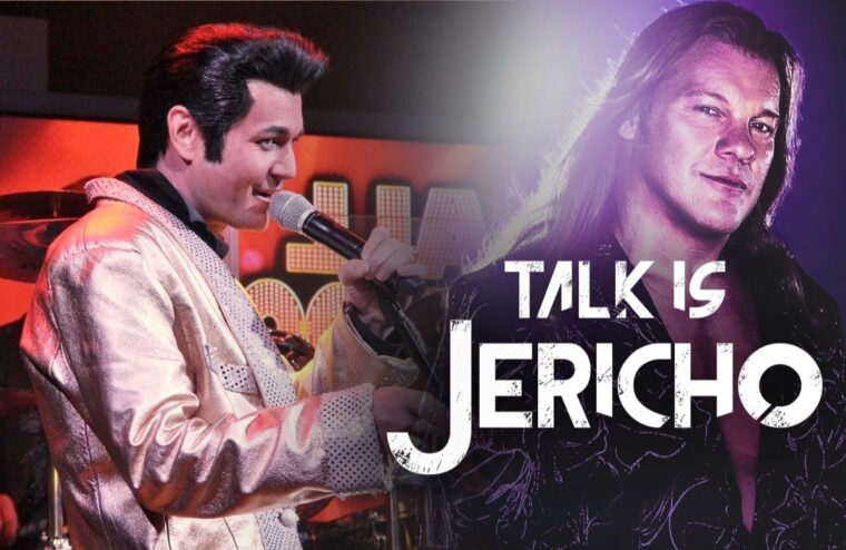 Talk Is Jericho: The Burning Love Of Elvis Impersonators