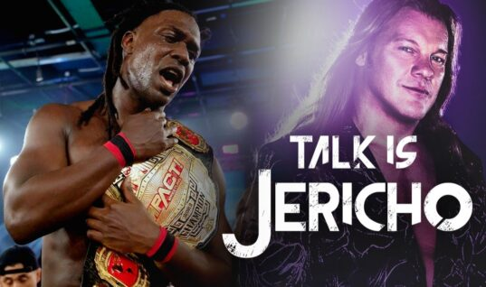 Talk Is Jericho: Rich Swann's Rebellion