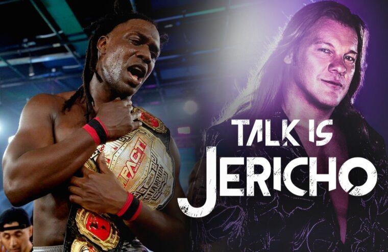 Talk Is Jericho: Rich Swann's Rebellion
