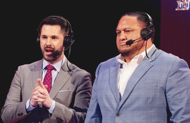 Update On Tom Phillips & Samoa Joe's Roles Following Raw Announce Team Changes