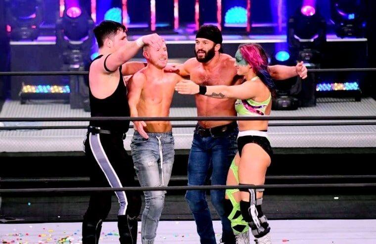 Injured AEW Stars Return During Dynamite's Main Event