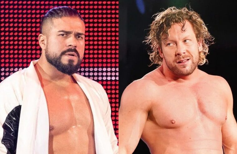 Andrade Issues Challenge To Kenny Omega (w/Video)