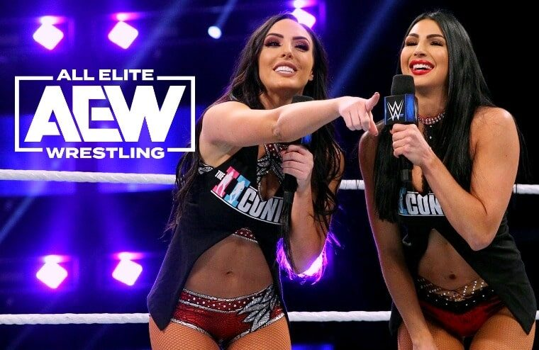 Shawn Spears Confirms The IIconics Will Re-Team & Talks Possibility They'll Sign With AEW