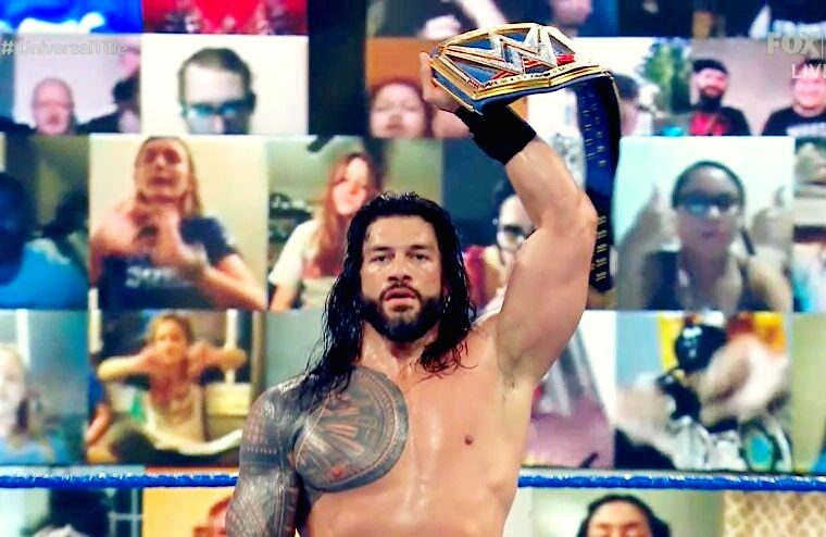 Roman Reigns' New Entrance Music Debuts On SmackDown (w/Video)
