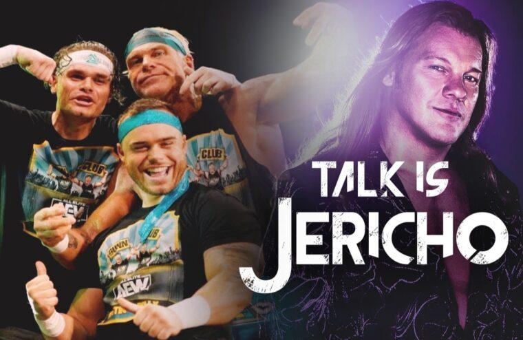 Talk Is Jericho: The Gunn Club Is Fully Loaded In AEW