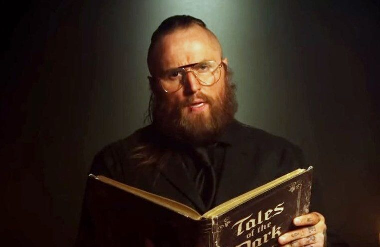 Aleister Black Shares His Unused New WWE Entrance Music With Fans