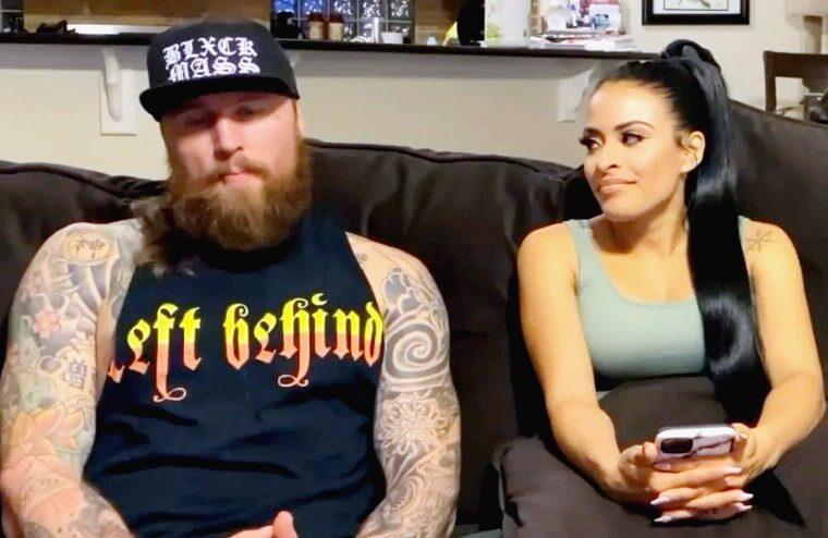 Aleister Black Talks About His Wife Zelina Vega's WWE Release