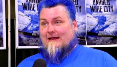 The Blue Meanie Comments Following Claim He Had Died