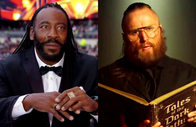 Booker T Says Aleister Black Didn't Stand Out From The Rest Of WWE's Roster