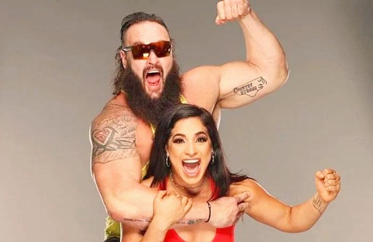 Braun Strowman Rips Fan Over Girlfriend Raquel Gonzalez