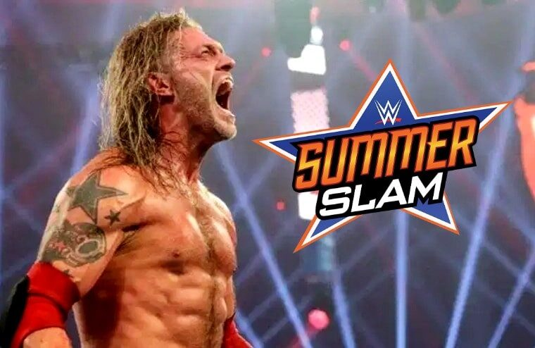 WWE's Current Idea For Edge's SummerSlam Opponent