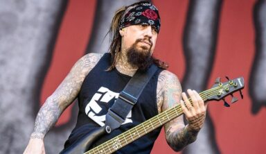 Fieldy Says He Won't Be Accompanying Korn On Upcoming Tour