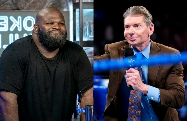 Mark Henry Reveals What He Told Vince McMahon Before Signing With AEW