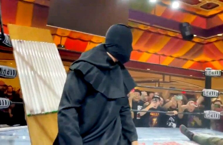 """Fans Chant """"F**k Zack Ryder"""" As He Appears At Indie Show Impersonating Jon Moxley"""