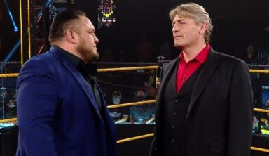 NXT Spoilers Reveal Samoa Joe Has Been Medically Cleared To Wrestle
