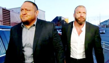 Samoa Joe Is Back With WWE At Triple H's Behest