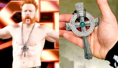 Sheamus Offers Reward Following ThunderDome Theft
