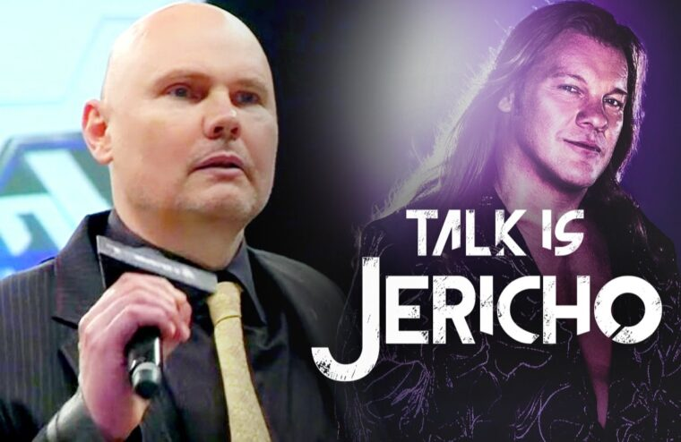 Talk Is Jericho: Billy Corgan's NWA Is A Smash!