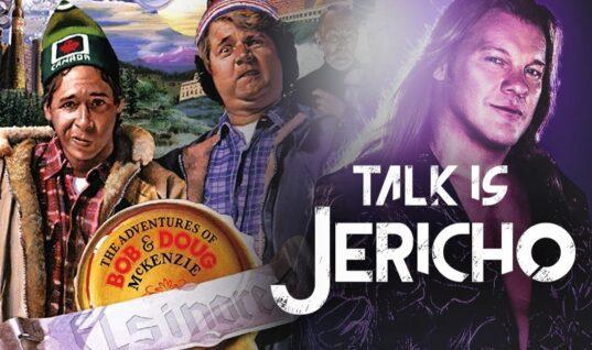 Talk Is Jericho: Strange Brew Watchalong With The Winnipeggers