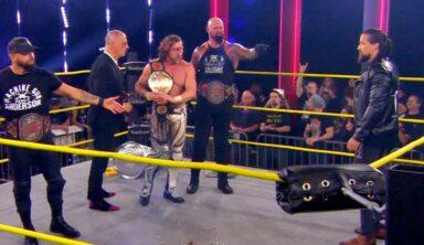 New Japan, NWA & Former WWE Wrestlers Appear At Slammiversary