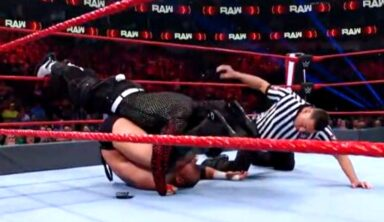NXT Champion Karrion Kross' Undefeated Streak Ends On Raw