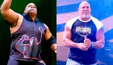 Keith Lee & Goldberg Make Their WWE Returns During Raw