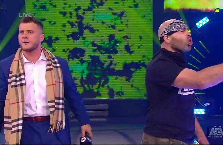 Nick Gage To Wrestle Chris Jericho At AEW's Fight For The Fallen (w/ Video)