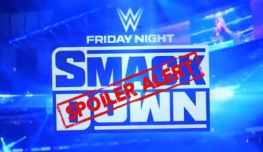 Potential Spoiler On Star Returning To SmackDown Tonight