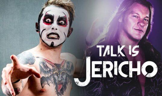 Talk Is Jericho: Danhausen Has Teeth!