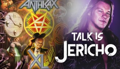 Talk Is Jericho: Anthrax 40