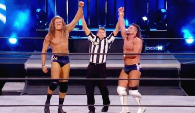 Two AEW Regulars Sign Full-Time Contracts