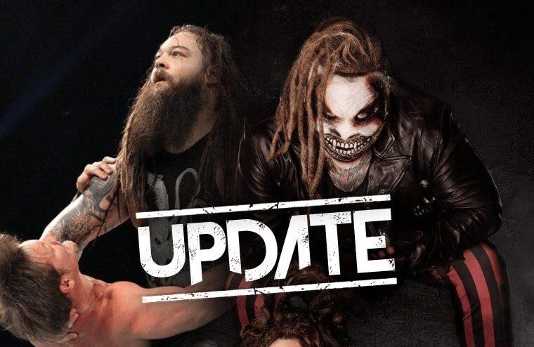 The Reason For Bray Wyatt's WWE Release Revealed
