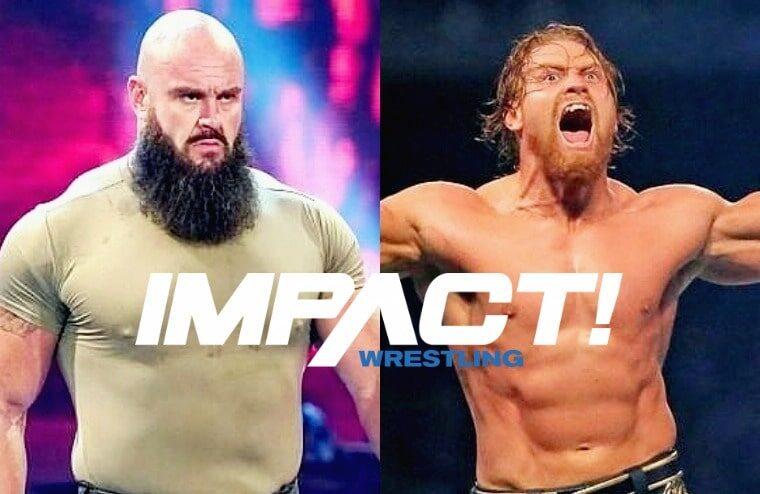 Scott D'Amore Teases Braun Strowman & Buddy Murphy Joining Impact Wrestling