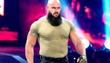 Braun Strowman's New Nickname Revealed Ahead Of Potential Impact Wrestling Debut