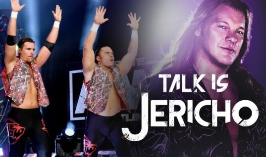 Talk Is Jericho: The EverRise of 2.0