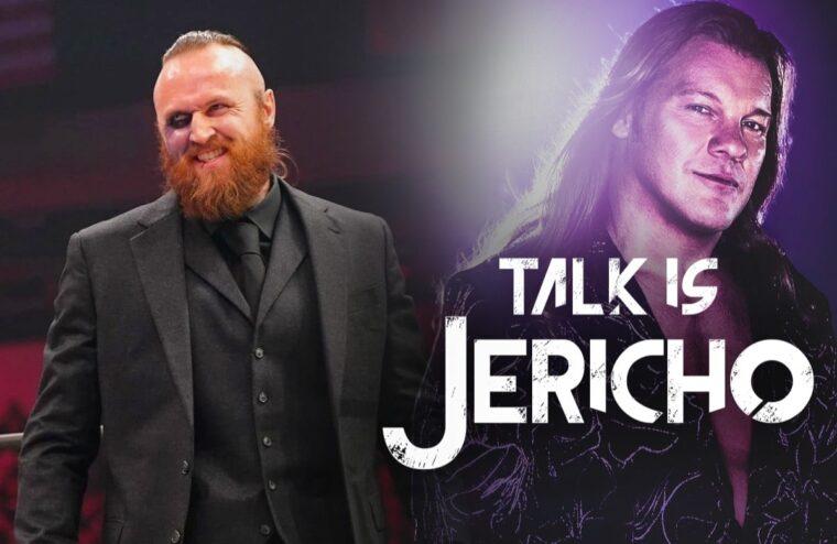 Talk Is Jericho: The Mystery & Mayhem of Malakai Black
