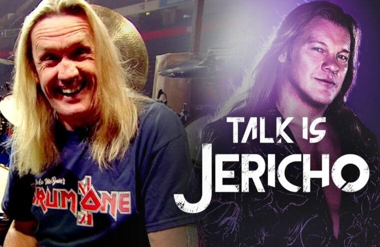 Talk Is Jericho: Nicko McBrain – Tactics, Stratego & Senjutsu