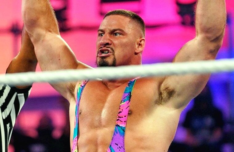 Why WWE Changed Bronson Rechsteiner Ring Name To Bron Breakker At The Last Minute