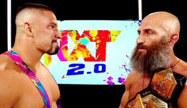 Bronson Rechsteiner Cuts Digital Exclusive Promo Following His NXT Debut