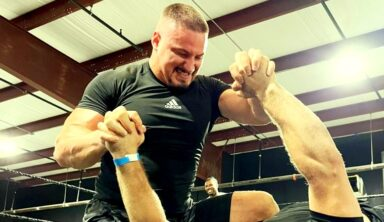 Rick Steiner's Son Reveals His NXT Name