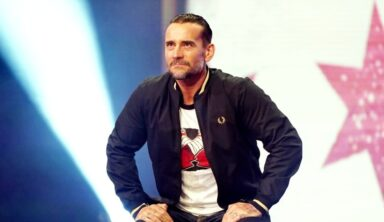 CM Punk's First Television Match In 7 Years Announced