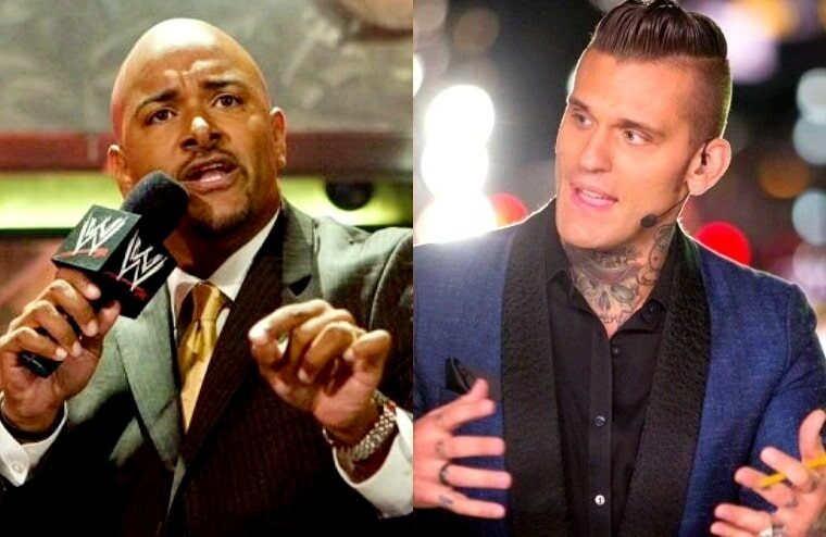 Jonathan Coachman Blames Corey Graves For His Raw Departure & Says He'll Never Work For WWE Again