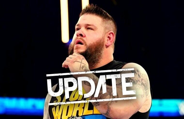 Update On Exactly When Kevin Owens' WWE Contract Expires